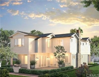 Newport Beach Single Family Home For Sale: 207 Via Ithaca