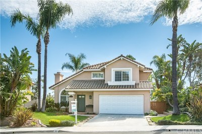 Rancho Santa Margarita Single Family Home For Sale: 32 Las Castanetas