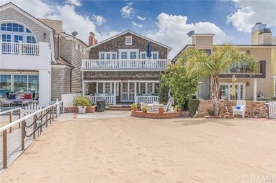 Newport Beach Rental For Rent: 1322 E Balboa Boulevard
