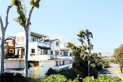 Corona del Mar Single Family Home For Sale: 317 Goldenrod Avenue