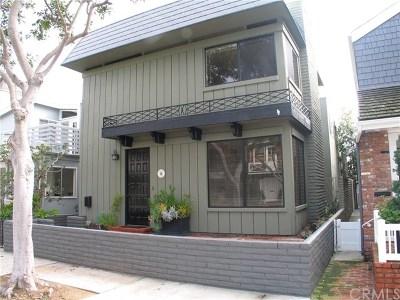 Newport Beach Rental For Rent: 112 Pearl Avenue
