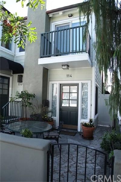 Newport Beach Rental For Rent: 114 Opal Avenue