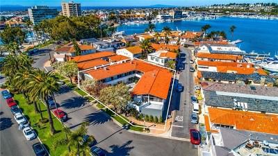 Lido Island (Lido) Multi Family Home For Sale: 117 Via Antibes
