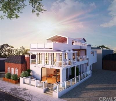 Newport Beach Single Family Home For Sale: 204 Collins Avenue