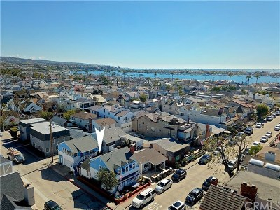 Balboa Island - Main Island (Balm) Single Family Home For Sale: 226 Sapphire Avenue