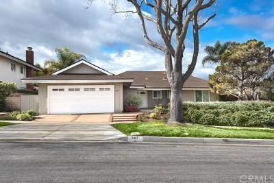 Newport Beach Rental For Rent: 807 Camphor Street