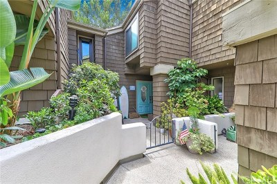 Newport Beach Condo/Townhouse For Sale: 8 Sea Island Drive