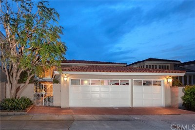 Newport Beach, Corona Del Mar, Newport Coast Single Family Home For Sale: 333 Morning Star Lane