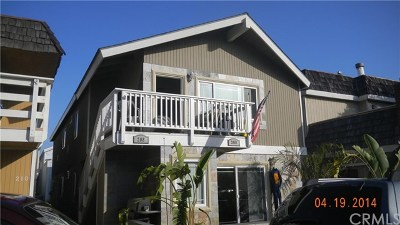 Newport Beach Rental For Rent: 208 Colton Street