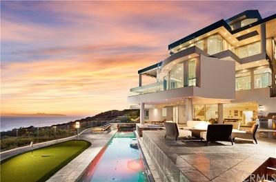 Laguna Beach Single Family Home For Sale: 1255 Pacific Avenue