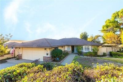 Laguna Niguel  Single Family Home For Sale: 24321 Los Serranos Drive