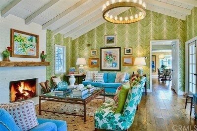 Orange County Rental For Rent: 2516 Vista Drive