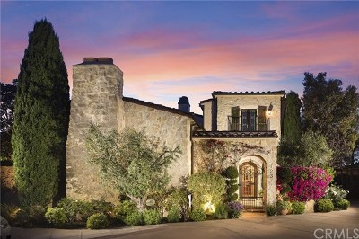 Newport Beach Single Family Home For Sale: 123 Via Florence