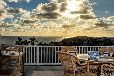 Laguna Beach Single Family Home For Sale: 320 Emerald Bay