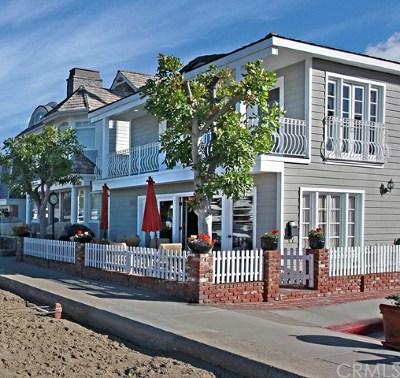 Newport Beach Rental For Rent: 1101 N Bay Front