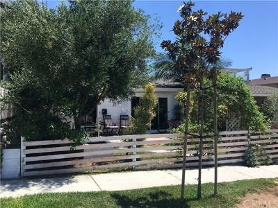 Rental For Rent: 718 Marigold # A Avenue #A