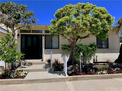Newport Beach Rental For Rent: 1726 Miramar Drive