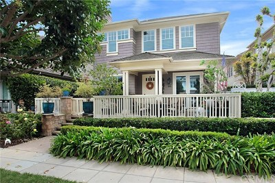 Newport Beach Single Family Home For Sale: 17 Spanish Bay Drive