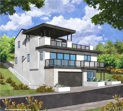 Dana Point Residential Lots & Land For Sale: 25166 Manzanita Drive