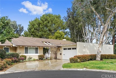 Orange County Rental For Rent: 554 Glorieta