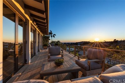 Laguna Beach Single Family Home For Sale: 269 Emerald Bay