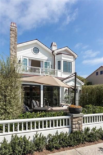 Corona del Mar Rental For Rent: 416 Orchid Avenue