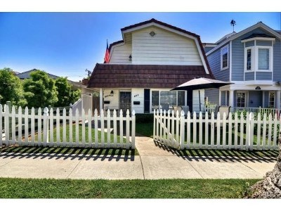 Corona Del Mar, Newport Coast Rental For Rent: 602 Marguerite Avenue