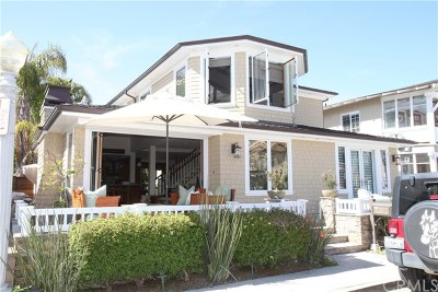 Newport Beach Rental For Rent: 113 Turquoise Avenue
