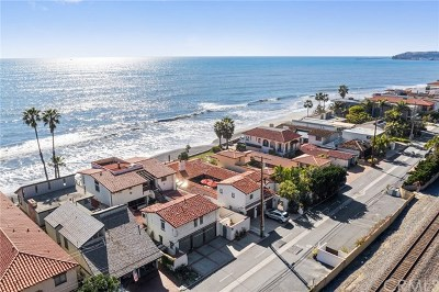 Dana Point Single Family Home For Sale: 35155 Beach Road