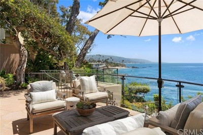 Laguna Beach Single Family Home For Sale: 845 Cliff Drive