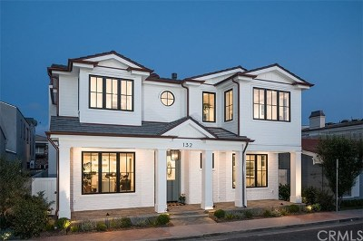 Newport Beach Single Family Home For Sale: 132 Via Havre