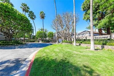 Newport Beach Rental For Rent: 44 Baycrest Court #30