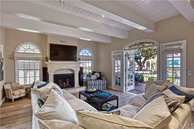 Corona del Mar Single Family Home For Sale: 302 Narcissus Avenue