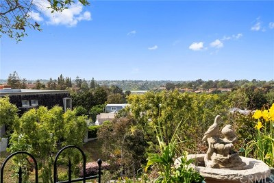 Newport Beach Single Family Home For Sale: 7 Rue Cannes
