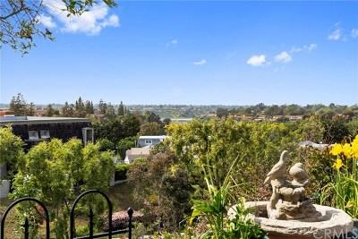 Newport Beach, Newport Coast, Corona Del Mar Single Family Home For Sale: 7 Rue Cannes