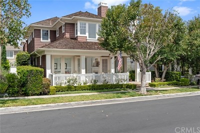 Newport Beach Single Family Home For Sale: 4 Edgewood Drive
