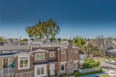 Corona Del Mar, Newport Coast Rental For Rent: 3400 2nd Avenue