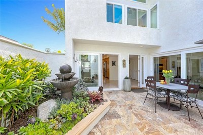 Corona del Mar Condo/Townhouse For Sale: 23 Canyon Crest Drive #34
