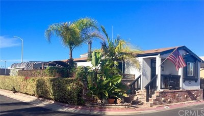 Newport Beach Mobile Home For Sale: 344 Mayflower Drive