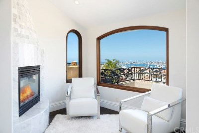 Corona Del Mar Single Family Home For Sale: 312 Carnation Avenue