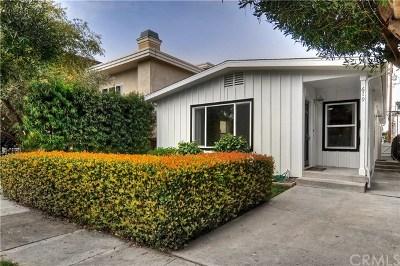 Newport Beach, Newport Coast, Corona Del Mar Multi Family Home For Sale: 619 Carnation Avenue