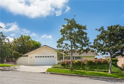 Newport Beach Single Family Home For Sale: 721 Bellis Street