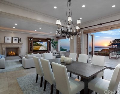 Corona del Mar Single Family Home For Sale: 153 Shorecliff Road