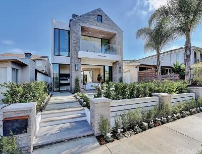 Newport Beach, Newport Coast, Corona Del Mar Multi Family Home For Sale: 316 Iris Avenue