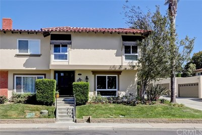 Newport Beach Single Family Home For Sale: 2412 Vista Hogar