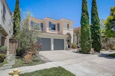 Newport Beach Single Family Home For Sale: 39 Whitehall