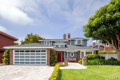 Corona del Mar Single Family Home For Sale: 318 Driftwood Road