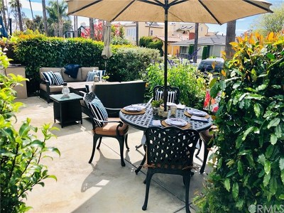 Corona del Mar Rental For Rent: 712 Goldenrod Avenue