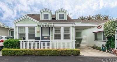 Newport Beach Mobile Home For Sale: 29 El Paseo Street