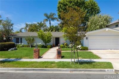 Orange County Rental For Rent: 1533 Anita Lane